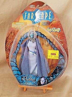 2000 Farscape PA'V Zotoh Zhaan Series 1 action figure by Toy Vault Unopened