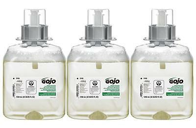 GOJO E1 Foam Handwash Refill - 1250mL Refill for GOJO FMX-12 Case Of 3