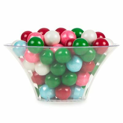 Flared Bowl Plastic Container Medium (Each) - Party Supplies