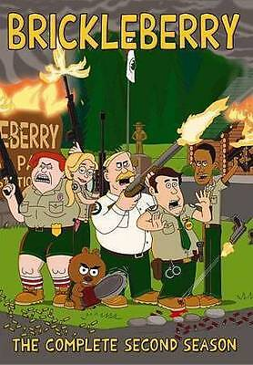 Brickleberry: The Complete Second Season (DVD, 2014, 2-Disc Set)