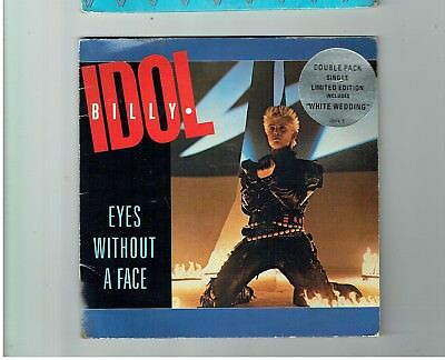 Billy Idol Eyes Without Face/white Wedding 2X45 Double Pack 1984