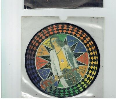 Dave Brock Social Alliance 45 Picture Disc 1983