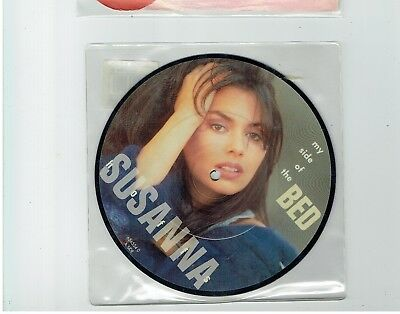 Susanna Hoffs My Side Of The Bed Picture Disc 1990