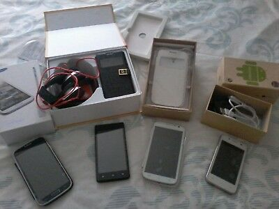 Mobile Phones Job Lot  Bundle For Parts/spare/repair