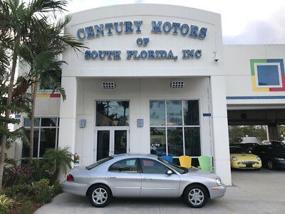 2003 Mercury Sable LS Premium Sedan 4-Door Leather Power Seat 5 Pass 1 Owner Cruise