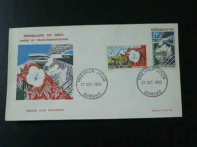 cotton industry dam energy electricity FDC Mali 1962