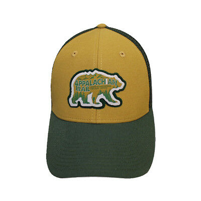 afa106425a2 STATE HOMEGROWN APPALACHIAN Trail Embroidered Mesh Trucker Hat ...
