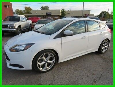 2014 Ford Focus ST 2014 ST Used Turbo 2L I4 16V Manual FWD Hatchback Premium clean clear title we