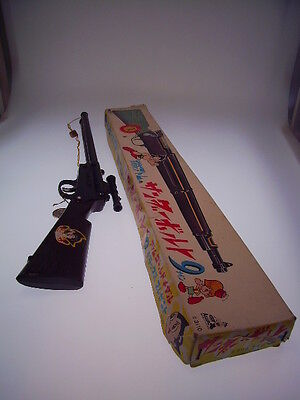 "GSR ROBOT HEROES ""MIGHTY ATOM RIFLE"" TADA.JAPAN, 49cm, LIKE NEWnBOX !"