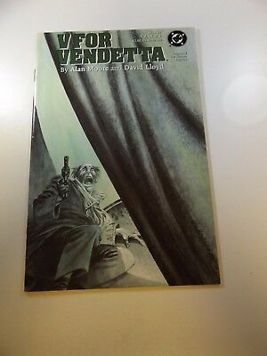 V For Vendetta #9 NM- condition Free shipping on orders over $100.00!