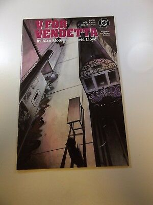 V For Vendetta #10 VF condition Free shipping on orders over $100.00!