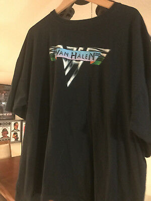 1980 Van Halen Invasion Shirt