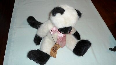 "Boyds Bears Plush Siamese Cat Purrsnicitty Snottykat Approx 11"" Tall"