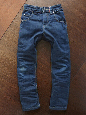 NEXT England dunkle Jeans 128 134 TOP _NP 27€