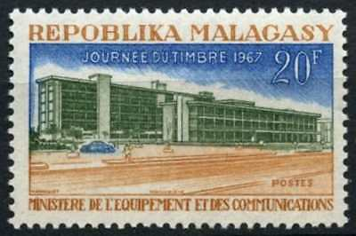 Malagasy 1967 SG#134 Stamp Day MNH #D58859