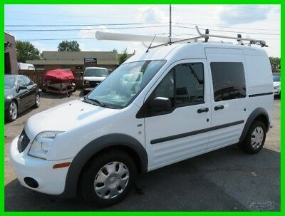 2011 Ford Transit Connect XLT 2011 XLT Used 2L I4 16V Automatic FWD Minivan/Van clean clear title carfax
