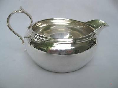Reed & Barton Sterling Silver Sauce Gravy Boat Pitcher X776 1951 303 Grams