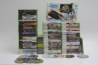 Microsoft Xbox and Xbox 360 Game Lot 90+ Games