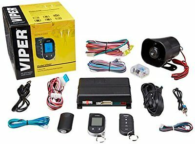 NEW Viper 5706V 2-Way Car Security & Remote Start System