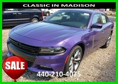 2016 Dodge Charger R/T ROAD & TRACK 16 R/T ROAD & TRACK