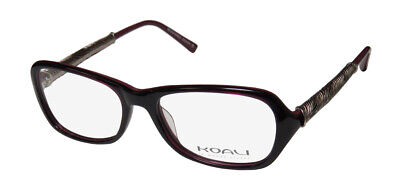 New Koali By Morel 7068K Signature Logo Unique Design Hip Eyeglass Frame/glasses