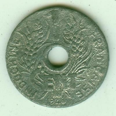 French Indochina 1941 Cent-Lot Z2