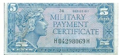 Us Mpc Series 611 5 Cents