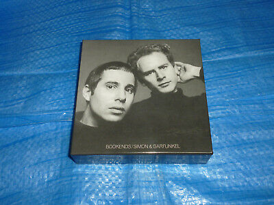 Simon & Garfunkel Bookends Empty PROMO BOX JAPAN for Mini LP CD (Box Only)