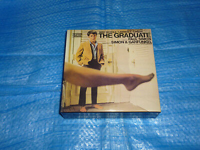 Simon & Garfunkel The Graduate Empty PROMO BOX JAPAN for Mini LP CD (Box Only)