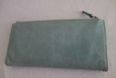 Status Anxiety Pale Teal Wallet