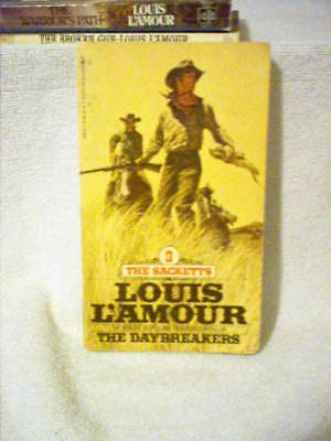 The Daybreakers Louis L'Amour (198, Paperback)