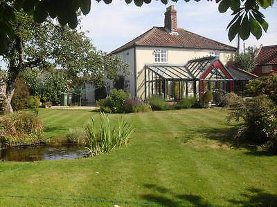 Norfolk Seaside Coast 100% Rated Bed And Breakfast Cottage Farmhouse