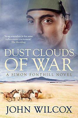 Dust Clouds of War (The Simon Fonthill Series) by John Wilcox | Paperback Book |