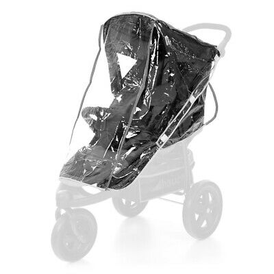 Hauck Rain Cover for Hauck Jogger / City / Shopper Baby Pushchairs *ACTUAL*