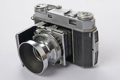 Kodak Retina IIa 35mm Rangefinder camera with 50mm f2 Xenon Lens