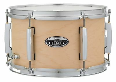 Pearl Modern Utility 12x7 Snare - Maple - Matte Natural