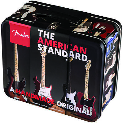 Fender American Standard Lunchbox - Pflegemittel Set