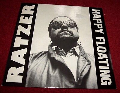 Karl Ratzer Happy Floating Rst Records Lp Marry Ann