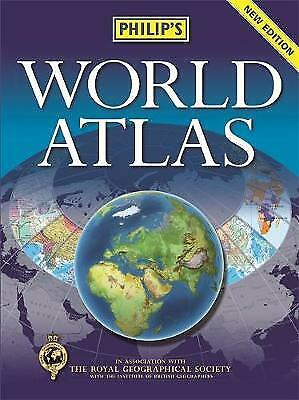 Philip's World Atlas, Philips,