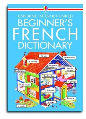 Usborne Internet-linked French dictionary for beginners by Helen