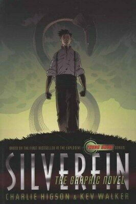 Young Bond: Silverfin: the graphic novel by Charlie Higson (Paperback)