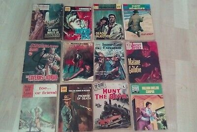 Pocke Detective Library COMICS & others