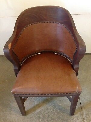 2-Vintage B.L. Marble Co. Chairs