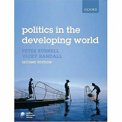 Politics in the developing world by Peter Burnell (Paperback)