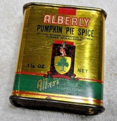 3-Spice Tins 1-Alberly Pimpin Pie 2-Bee Brand Pepper 3-1St Choice Cream Free Shi