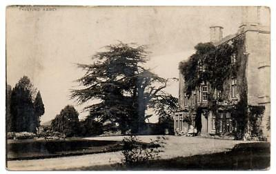 Tickford Abbey Newport Pagnell Early Real Photo