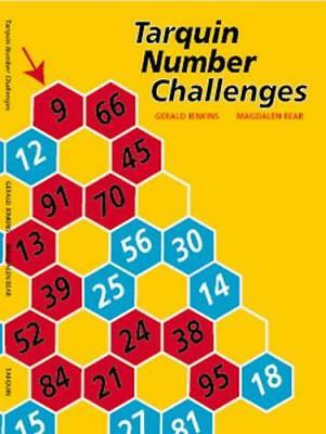 Tarquin Number Challenges by Bear, Magdalen, Jenkins, Gerald | Paperback Book |