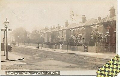 bowes road bowes park palmers green 1906