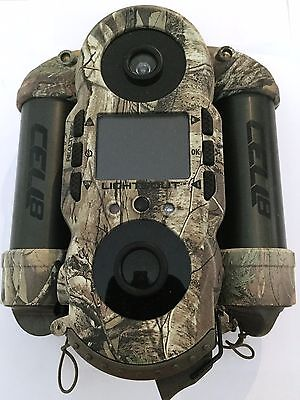 2283 Used Wildgame Innovations Crush CELL 8 LightsOut Game Trail Camera 8MP