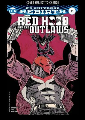 Red Hood And The Outlaws, Vol. 2 #15B - March Variant (Wk41)